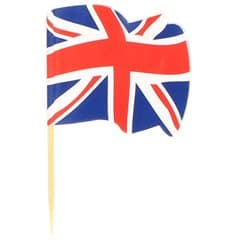 "Pick Bandeira ""UK"" 65mm (14.400 Uds)"