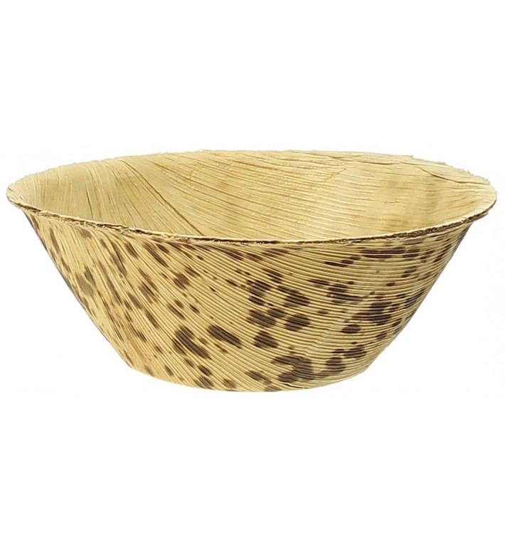 Tigela de Bambu Ø7,5x3cm (1000 Uds)