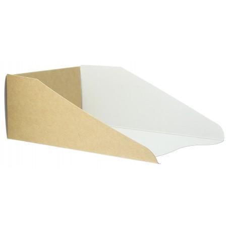 Embalagem de Cartão porta Gofre 16x10cm (8000 Uds)