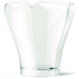Tigela Degustação PS Tulipa Lily Transparente 100ml (40 Uds)