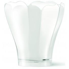 Tigela Degustação PS Tulipa Lily Transparente 160ml (40 Uds)