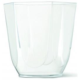 Tigela Degustação PS Exa Transparente 120ml (50 Uds)