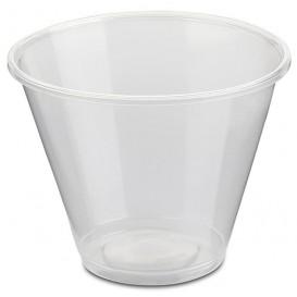 Taça de Plastico PP Transp. 280ml Ø9,4cm (800 Uds)