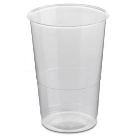 Copo Plastico Embalado PS Cristal 250ml (1000 Uds)