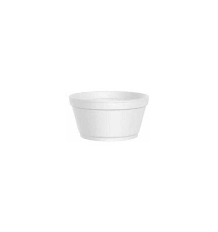 Taça Isopor Branca 2OZ/60ml Ø7,4cm (1000 Unidades)