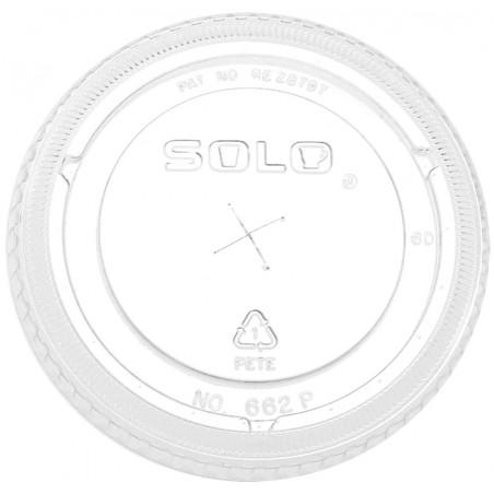 Tampa Plastico Corte Palhinha 5oz/8oz/9oz (1.000 Uds)
