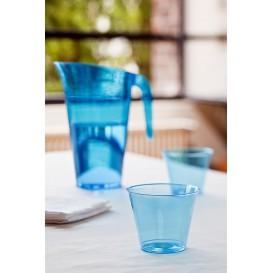 Jarro de Plástico Turquesa 1500 ml (1 Ud)