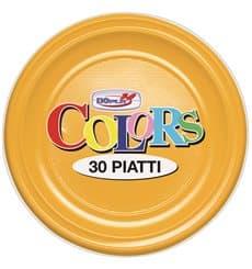 Prato Plastico PS Fundo Manga 220mm (600 Unidades)
