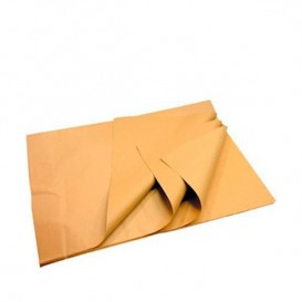 Papel Kraft para Pastelaria 60x43 cm 22g (800 Uds)