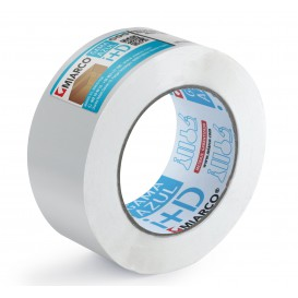 Fita Adesiva PP 4,8cmX132m Branco (36 Unidades)