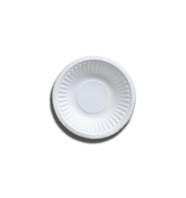 Tigela de Cartão Branco Biodegradaveis 250ml (250 Uds)