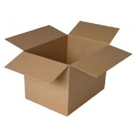 Caixa de Cartão Canelado 600x400x400 mm (25 Uds)