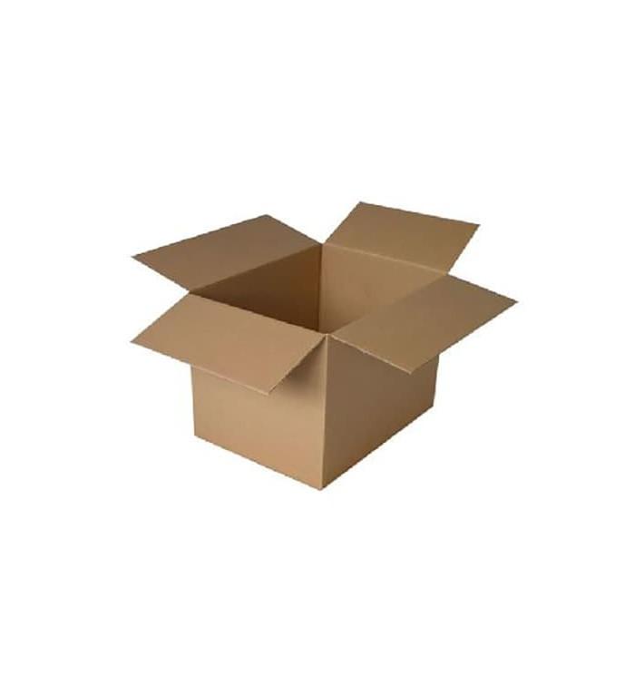 Caixa de Cartão Canelado 380x380x680 mm (20 Uds)