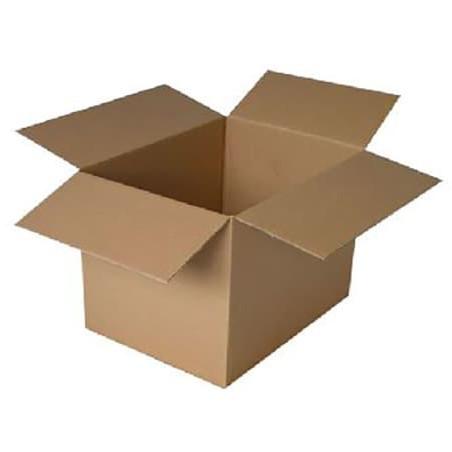 Caixa de Cartão Canelado 500x340x310 mm (20 Uds)