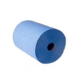 Rolo Seca mãos Chemine 2F 1,1 Kg Azul Gofrada (6 Uds)