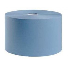 Rolo Industrial 2F Azul 4,5 Kg Lisa (2 Uds)