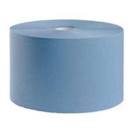 Rolo Industrial 2F Azul 4 Kg Gofrado (2 Uds)