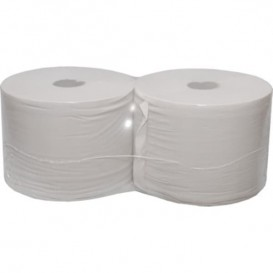Rolo Industrial Airlaid Tissue 1F 2,2 Kg (2 Uds)