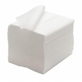 Higiênico Folha Folha Pasta 2F em Z de 11x21 cm (9.000 Uds)