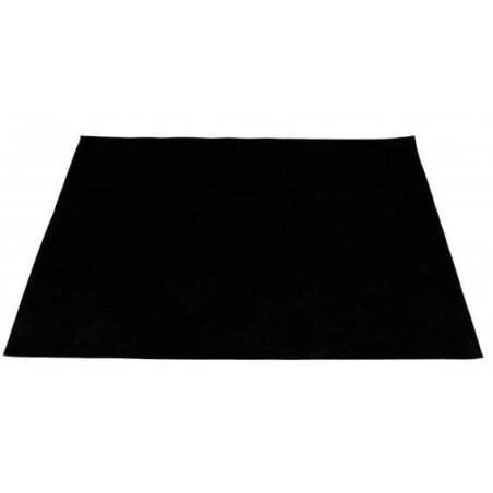 Toalhete Não Tecido Preto 35x50cm 50g (500 Uds)