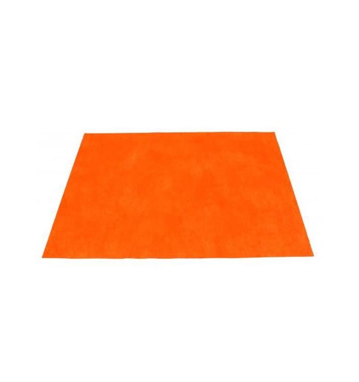 Toalhete Não Tecido Laranja 35x50cm 50g (500 Uds)