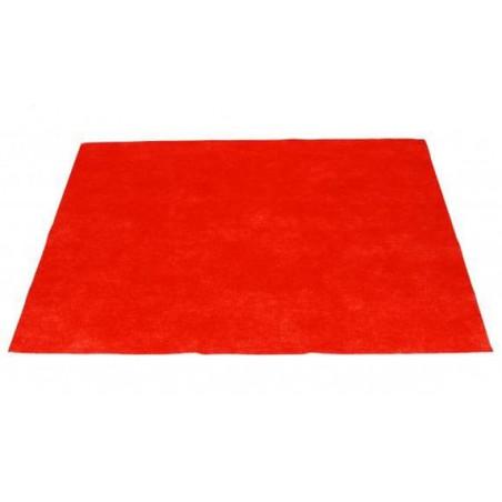 Toalhete Não Tecido Vermelho 35x50cm 50g (500 Uds)