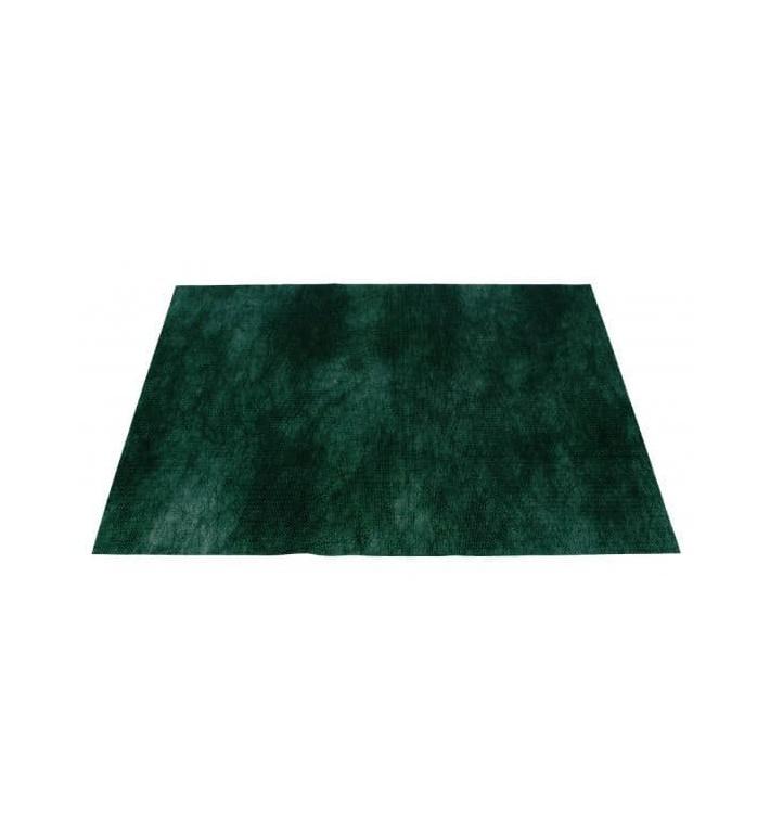 Toalhete Não Tecido Verde 35x50cm 50g (500 Uds)