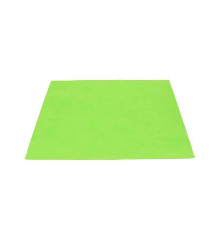 Toalhete Não Tecido Pistache 35x50cm 50g (500 Uds)