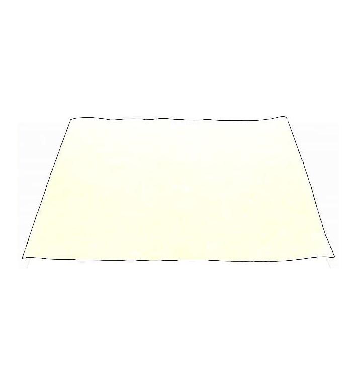 Toalhete Não Tecido Branco 35x50cm 50g (500 Uds)