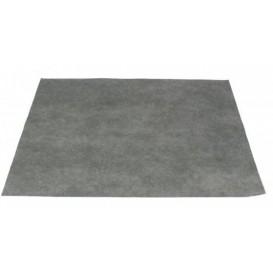 Toalhete Não Tecido Cinza 35x50cm 50g (500 Uds)