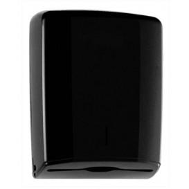 Dispensador Toalhas ABS Elegance Preto (1 Ud)