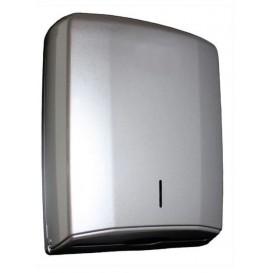 Dispensador Toalhas ABS Elegance Prata (1 Ud)