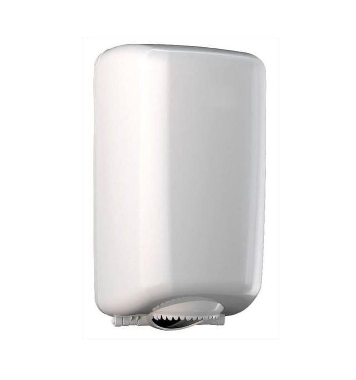 Dispensador Papel Mini Chemine ABS Branco (1 Ud)