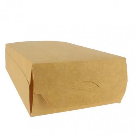 Caixa Fechada para Batatas Fritas Kraft (25 Unidades)