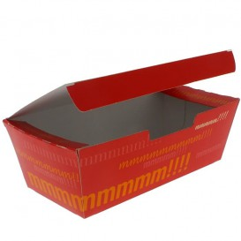 Caixa Take Away 16,5x7,5x6cm (600 Uds)