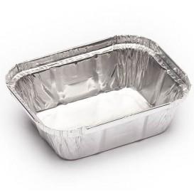 Embalagem de Aluminio 250ml 128x100x32mm (2000 Uds)