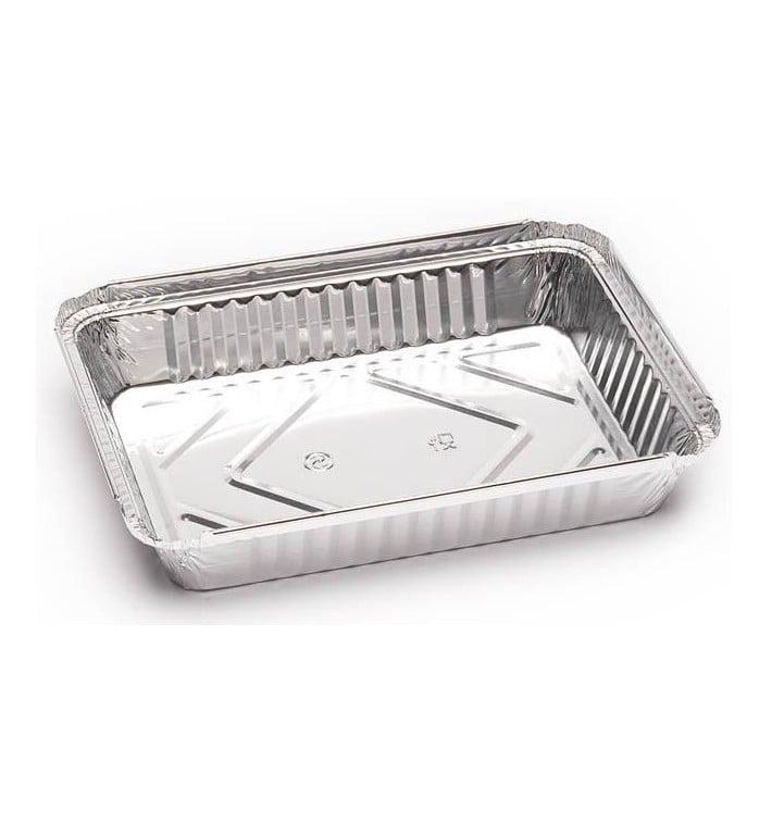 Embalagem de Aluminio 1000ml 230x175x34mm (1000 Uds)