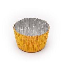 Cápsula Pastelaría Aluminio 30x24x19mm (100 Uds)