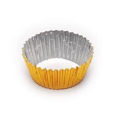 Cápsula Pastelaría Aluminio 38x28x17mm (100 Uds)