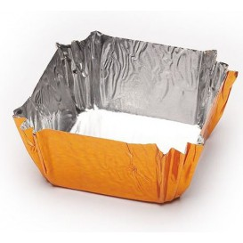 Cápsula Pastelaría Aluminio 36x36x17mm (100 Uds)