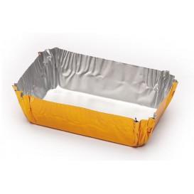Cápsula Pastelaría Aluminio 50x30x16mm (100 Uds)