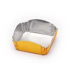 Cápsula Pastelaría Aluminio 40x35x16mm (100 Uds)