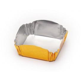 Cápsula Pastelaría Aluminio 40x35x16mm (3000 Uds)