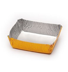 Cápsula Pastelaría Aluminio 52x42x15mm (3000 Uds)