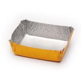 Cápsula Pastelaría Aluminio 52x42x15mm (100 Uds)
