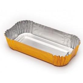 Cápsula Pastelaría Aluminio 100x55x20mm (1200 Uds)