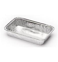 Embalagem Aluminio 470ml 185x120mm (100 Uds)