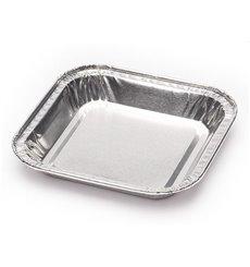 Embalagem de Aluminio Quadrado 37ml (100 Unidades)