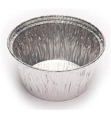 Embalagem Aluminio Redondo 110ml (100 Uds)