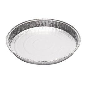 Prato de Aluminio 275mm 1150ml (125 Unidades)